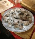 Chelsea Market - Chocolate Ravioli